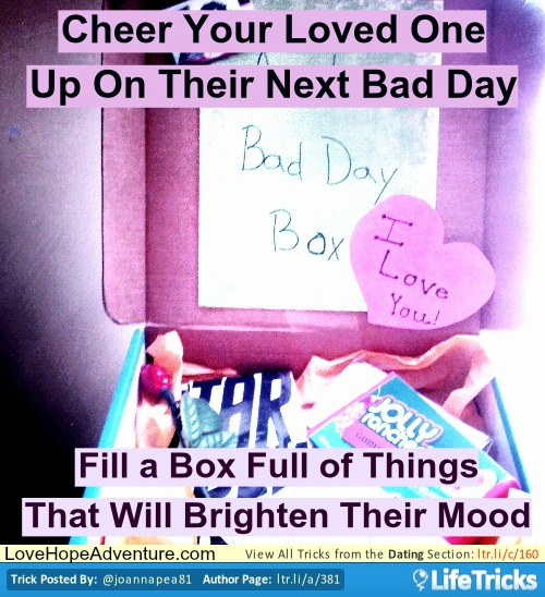 bad day box