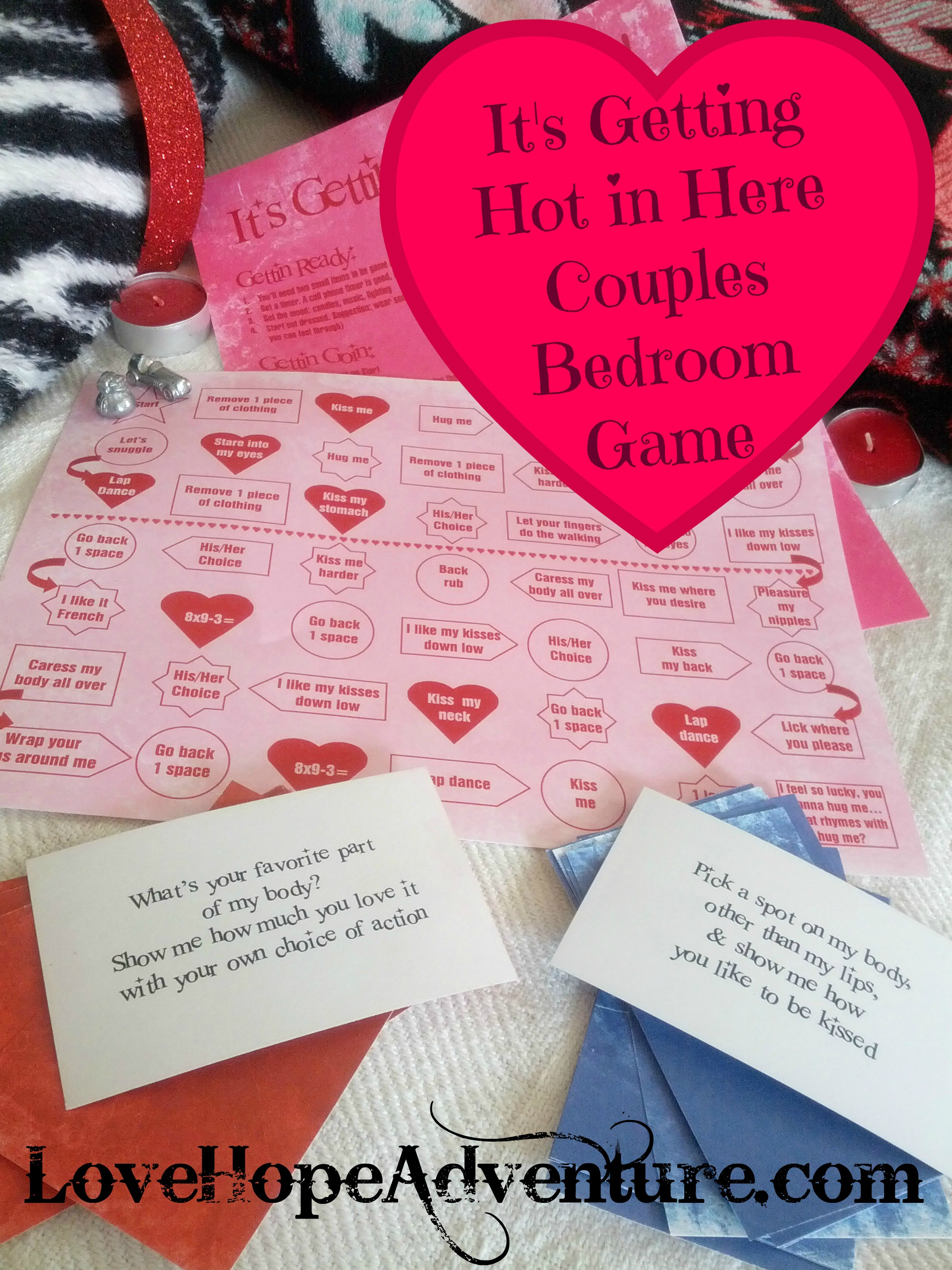 sexy bedroom game for couples