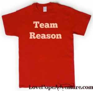Team reason the real one