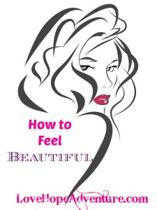 how to feel beautiful