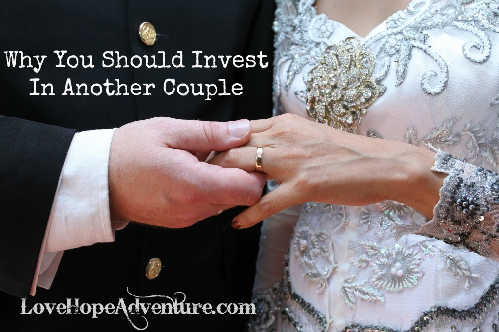 why it is important to invest in another couple