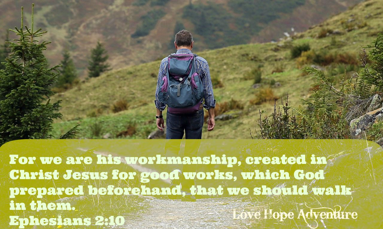 for we are his workmanship