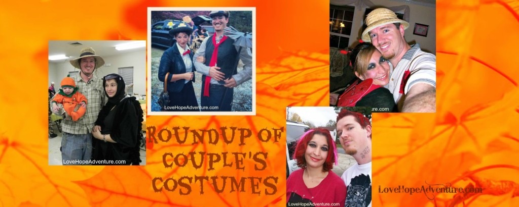 creative couples costumes