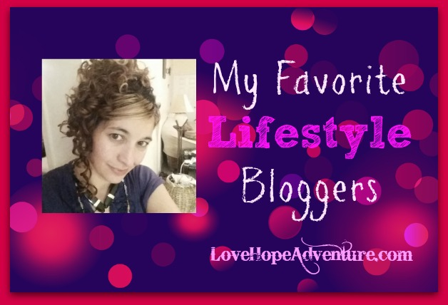 My Favorite Lifestyle Bloggers