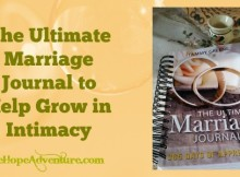 The Ultimate Marriage Journal Helps Your Relationship