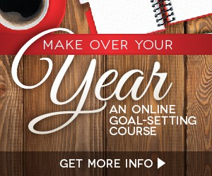 Make over your year goal setting course