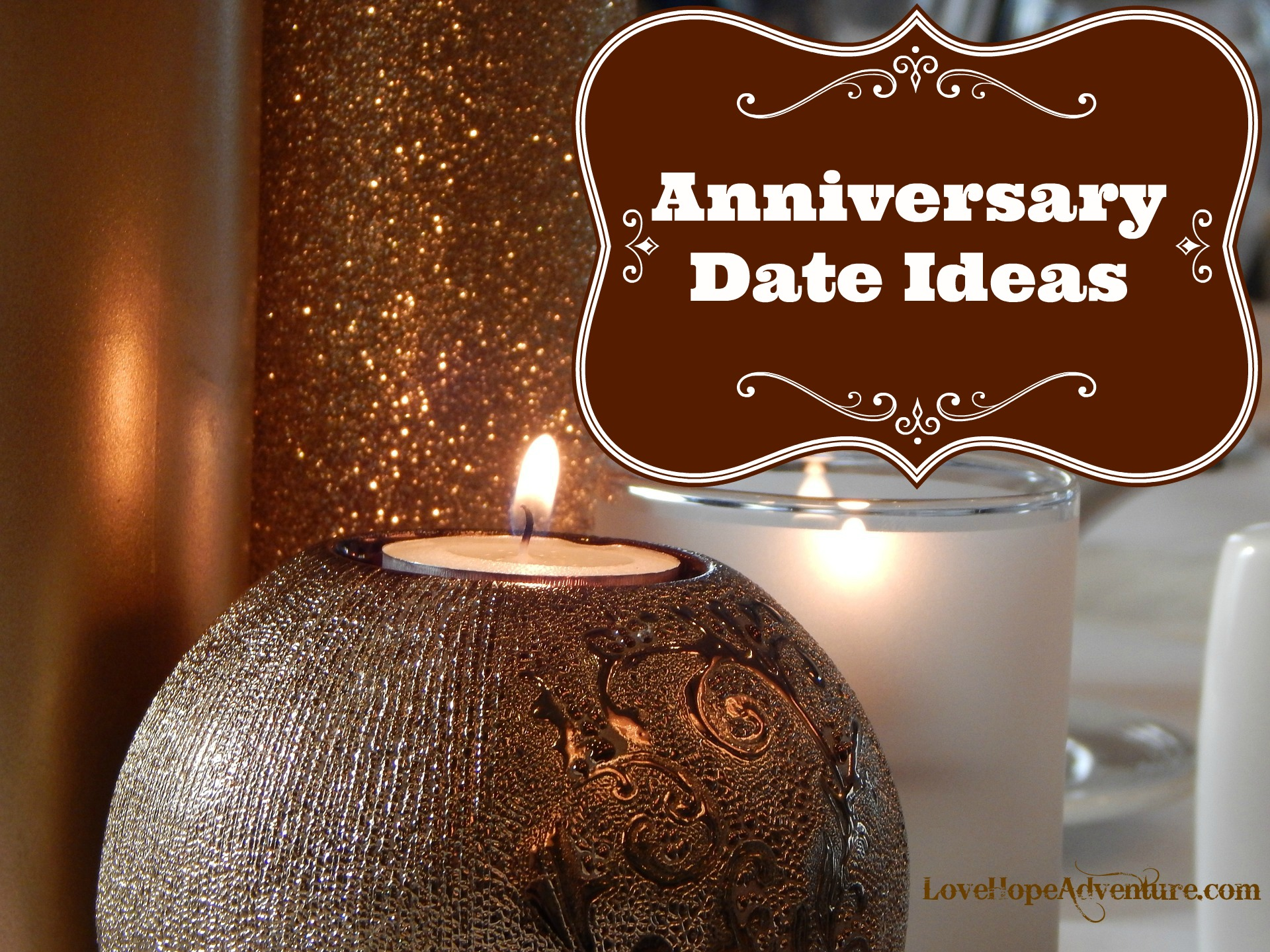 13th Wedding Anniversary Gifts For Men: Anniversary Date Ideas