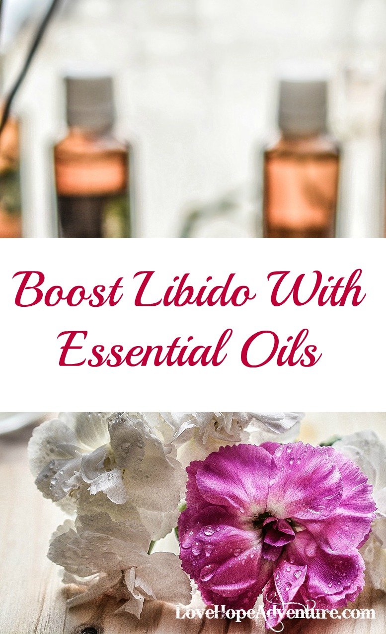 Boost Libido With Essential Oils