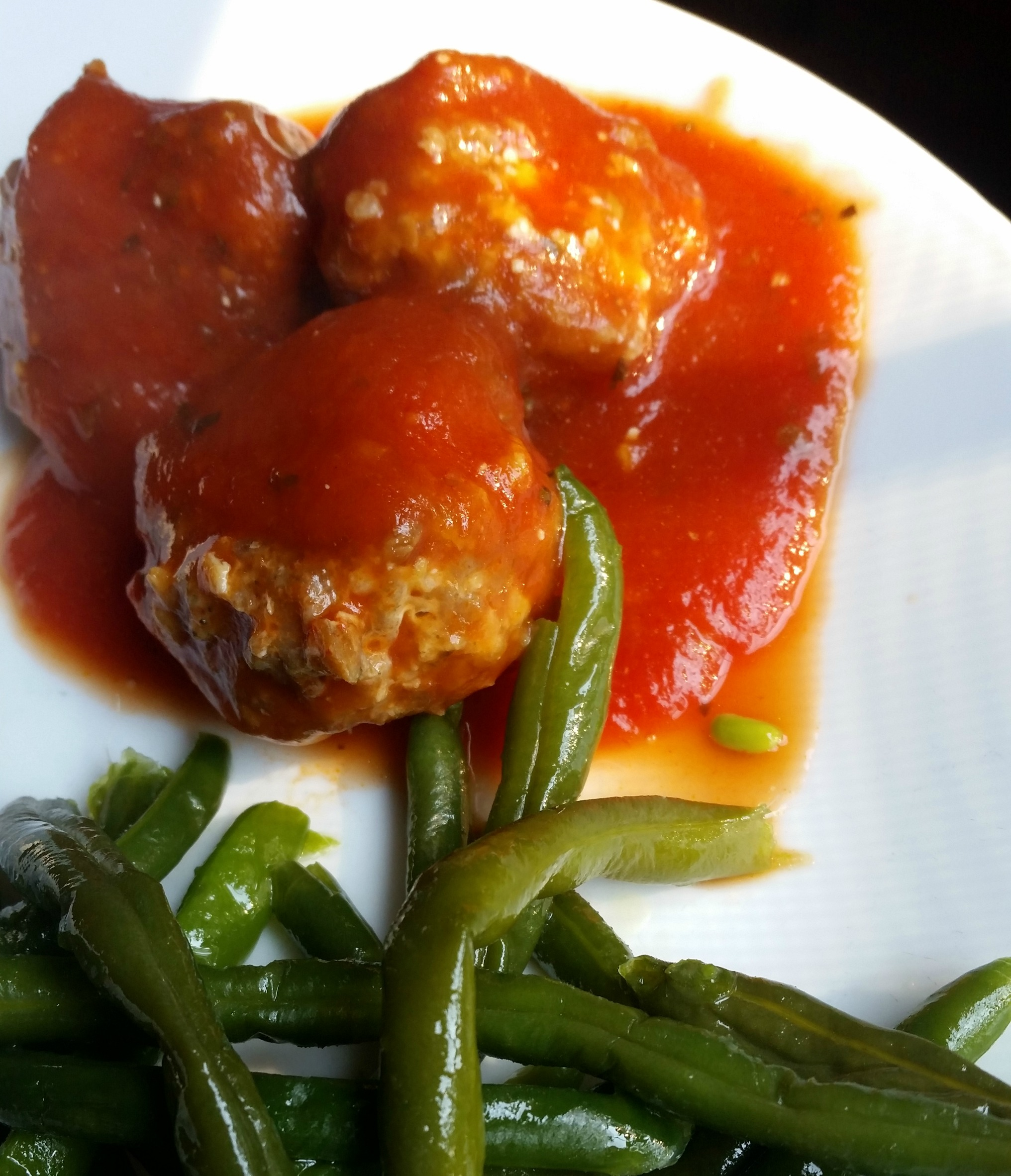 Sausage and Meatball recipe