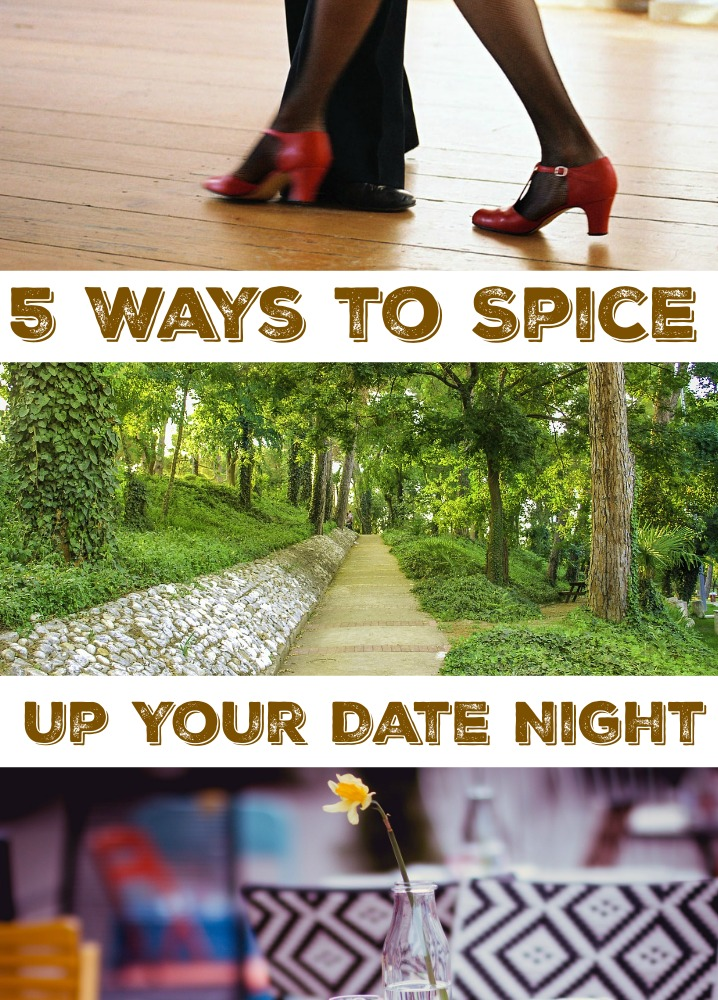 Spice up your dating relationship christian