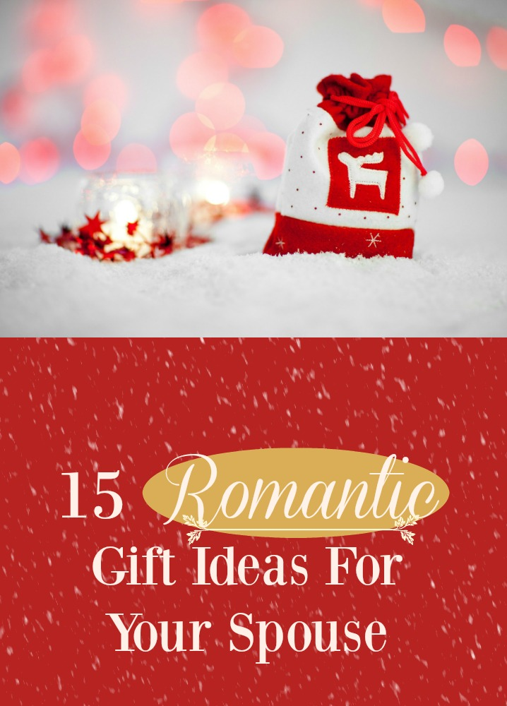 Romantic gift ideas for wife on christmas
