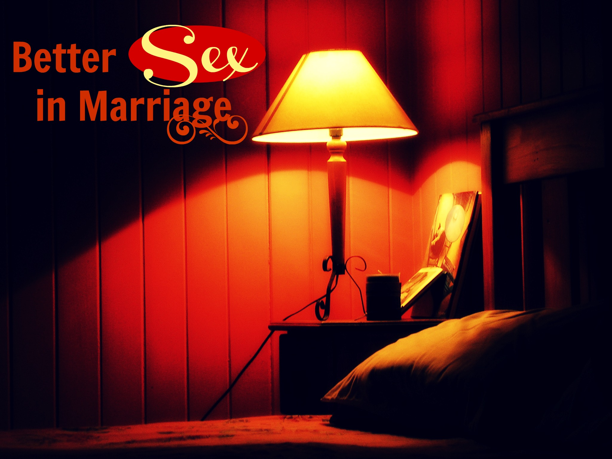 There are many ways that you can go deeper in the bedroom with your spouse.