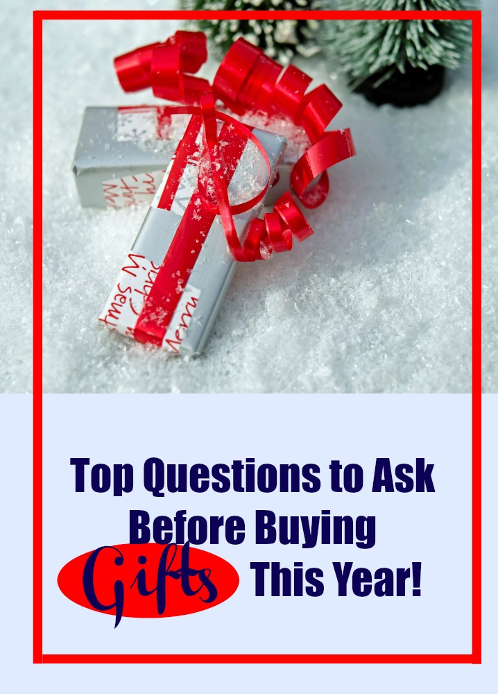 Top Questions To Ask Before Buying Gifts This Year Love