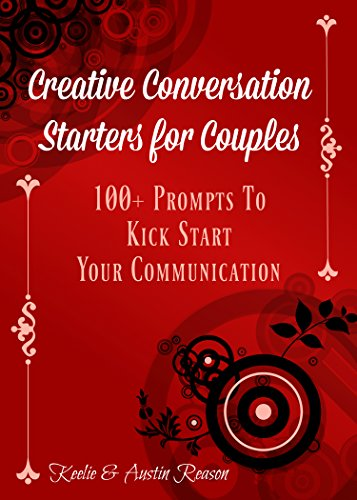 Creative Conversation Starters For Couples helps you go deeper in your communication with your spouse. Ask these questions so that you can have deep and meaningful chats with one another.