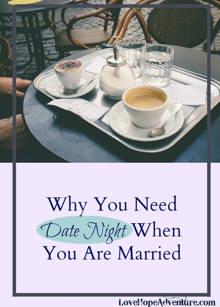 When you first enter a relationship, dating is a top priority. It is the main way you are able to get to know someone on a deeper level. Sure, texting and phone calls help, but the date is where you get the full experience.