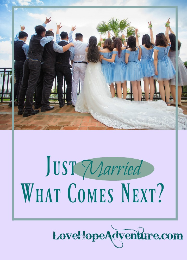 Getting married is an exciting milestone in any young adult's life, and if you've recently had your big day- congratulations! You might be wondering what comes next, and what your next steps are as man and wife. Here are a few things to consider to prepare you for the next stage of your relationship.