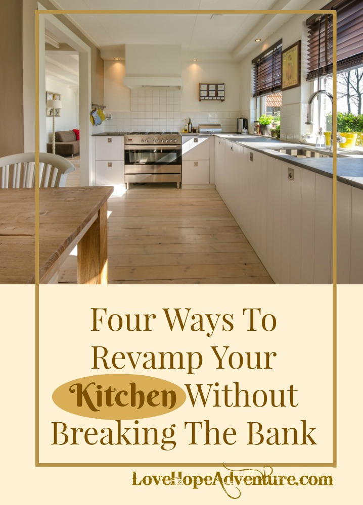 When you want to make changes to your kitchen, it's difficult to know where to start. Sometimes you wish you could rip out everything and start all over again to create the kitchen of your dreams. Unfortunately, when most of us look at our bank accounts that simply isn't possible.