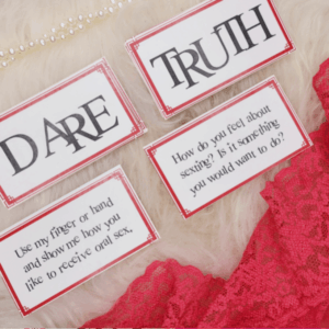 couples sexy truth or dare