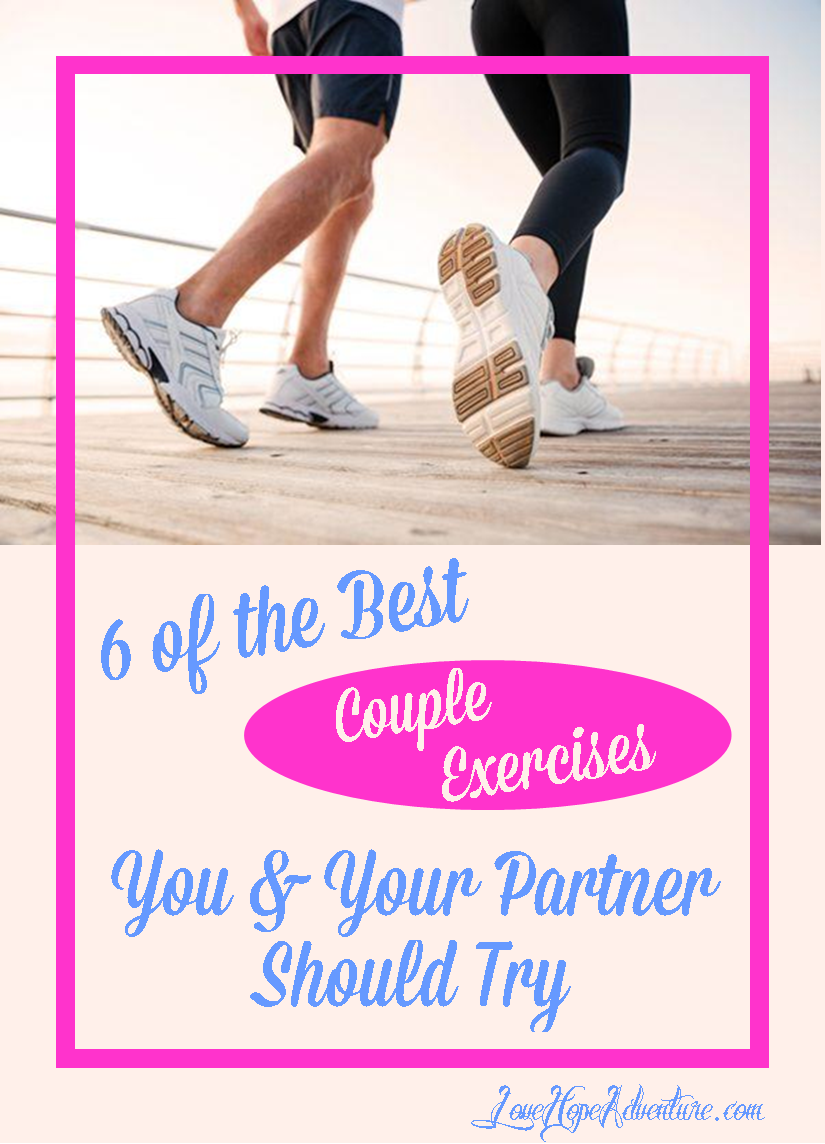 Getting Your Spouse or Partner to Exercise