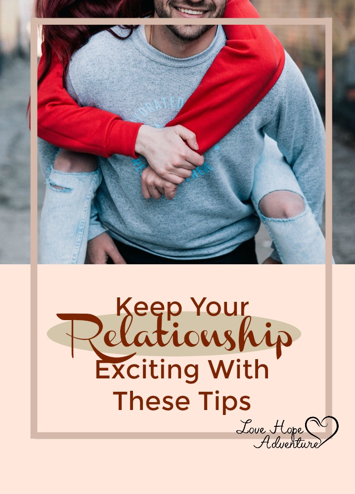 When you think of tips to keep your relationship exciting, you might think of things that happen in the bedroom. But, there's a lot of things you can do to develop your friendship. I invited Michelle Reyes on to give us a few ideas to enjoy your spouse more.