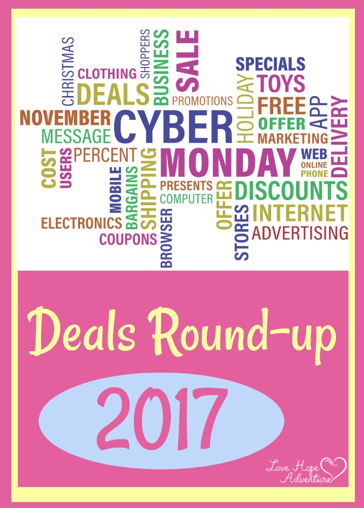 cyber monday deals round up 2017 love hope adventure marriage advice for christian couples. Black Bedroom Furniture Sets. Home Design Ideas