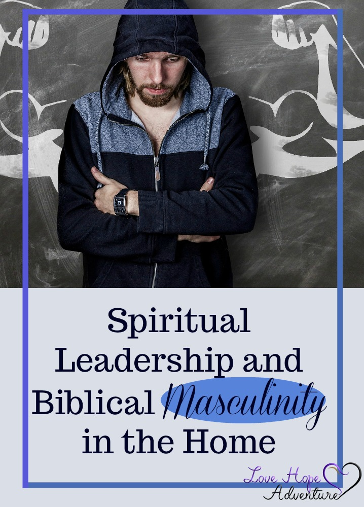 I'm happy to introduce you to Daren, the founder of Active Manhood, where he aims to help men be the leaders God wants them to be. He is coming on today to share about spiritual leadership in the home and Biblical masculinity. Daren has a lot of great scriptures to share with us.