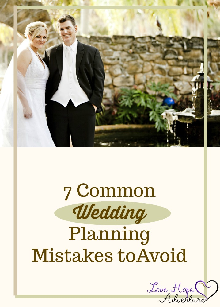 I have been a part of planning many weddings over the years. It is always stressful no matter how much help you have. You can never plan for all of the last minute things that may go wrong. I invited Julia on to share with us common wedding mistakes and how you can avoid them. If you know someone who is getting married, this is a great list of them.