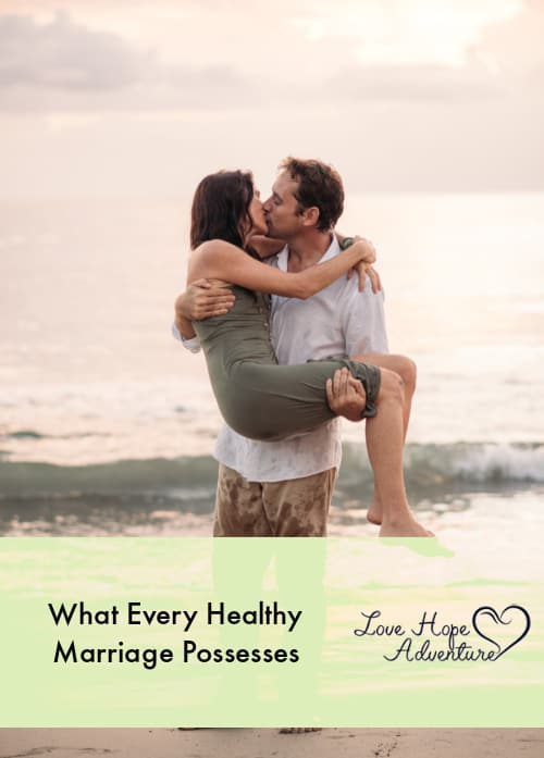 healthy and happy marriages