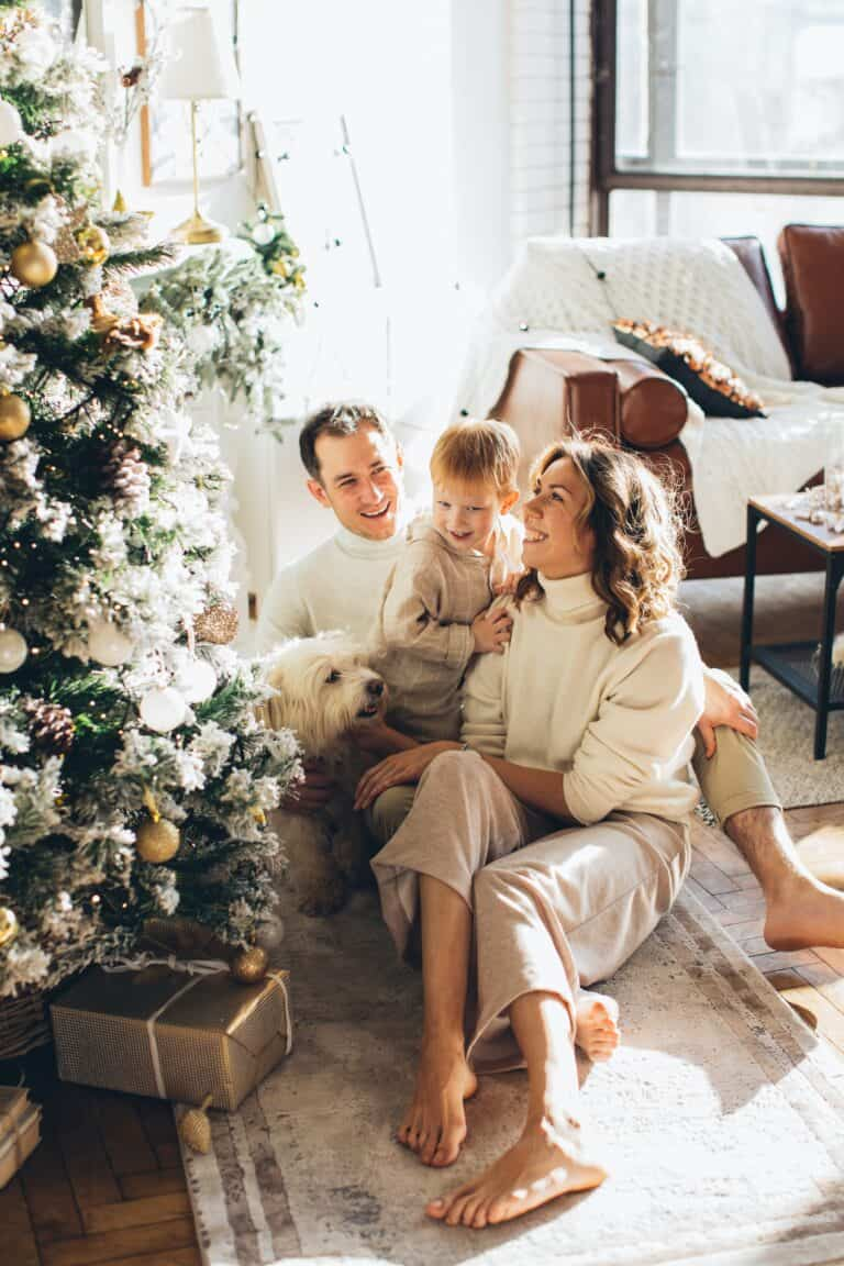 stay positive with holiday stress